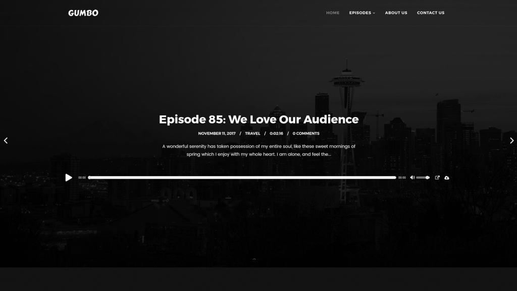 The Best WordPress Podcast Themes in 2019 | SecondLineThemes