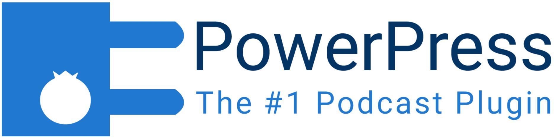 The Blubrry PowerPress plugin.